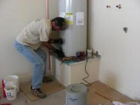 The Staff at Our Encinitas Plumbing Contractor Shop Does Water Heater Repair